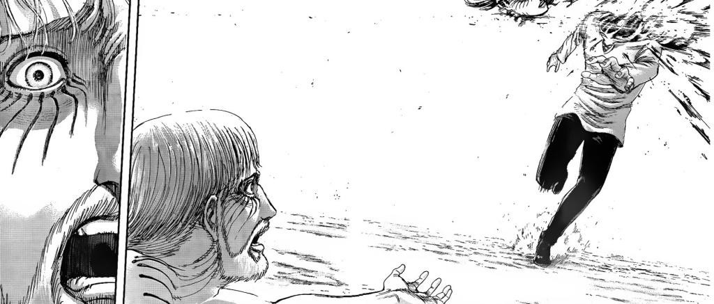 Attack On Titan Manga 118 & 121